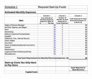 Sample financial plan 9 documents in word pdf excel for Investment plan template xls