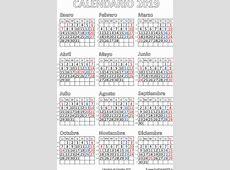 Calendario 2019 colombia 2019 2018 Calendar Printable
