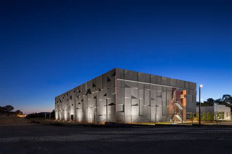 National Archives Preservation Facility / May + Russell