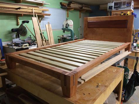 diy tatami style platform bed  downloadable plans