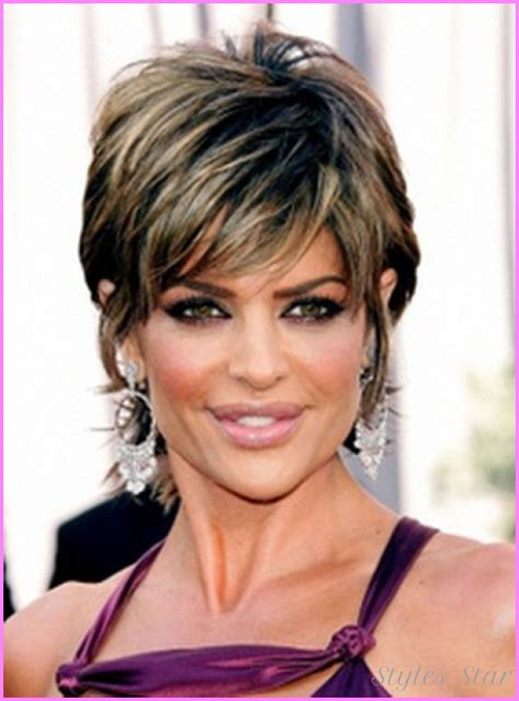 short haircuts for women with fine hair over stylesstar