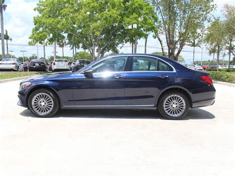 Find your new car and get limited time offers. Used 2015 MERCEDES-BENZ C CLASS C300 4MATIC Sedan for sale in MARGATE, FL   93601   Florida Fine ...