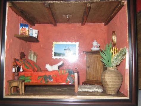 chambre provencale chambre provençale créations maquettes et miniatures de