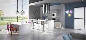 cuisine l39ilot fait son show travauxcom With avis maison des travaux 2 creation dun espace lumineux et fonctionnel dans les