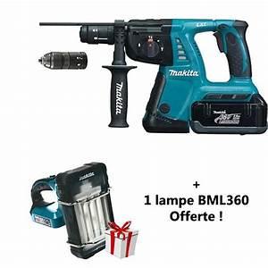 Perforateur Makita 36v : perforateur burineur makita sds plus batterie li ion 36v ~ Premium-room.com Idées de Décoration