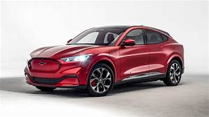 2021 Ford Mustang Mach-E Electric SUV Revealed! Get Photos, Performance, and Range Info Here