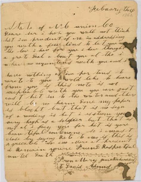 dear soldier civil war letter writing images