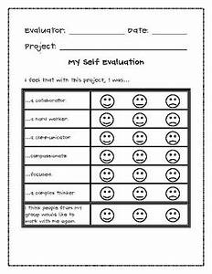 Student Self Evaluation by Teach to be Happy | Teachers ...