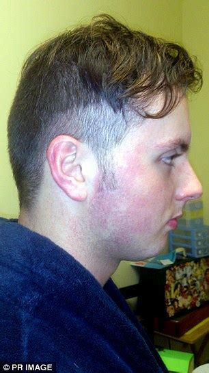 student penalised  exam   hairstyle breached