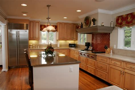 marble kitchen island kitchens 4014