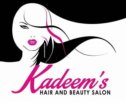 Salon Beauty Clipart Hair Logos Hairdresser Clip