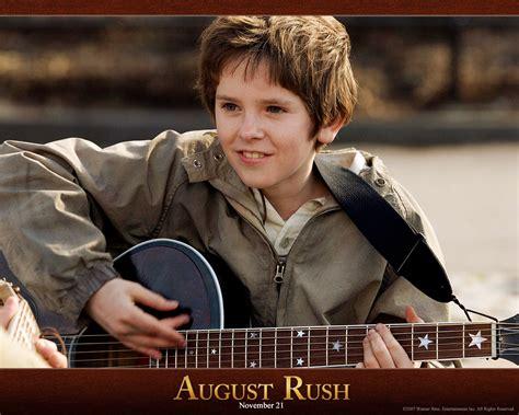 August Rush - Freddie Highmore Wallpaper (496799) - Fanpop