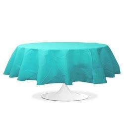 nappe ronde jetable pas cher table de cuisine