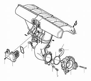 30777897 - Actuator  Inlet Manifold  Engine