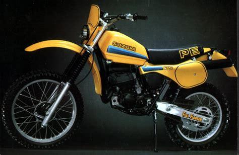 Suzuki Pe175 by 1982 Suzuki Pe175 Suzuki 2 Stroke Thumpertalk
