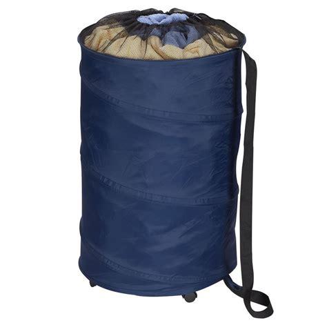 Honeycando 3bag Mesh Laundry Sorter Hamperhmp01629