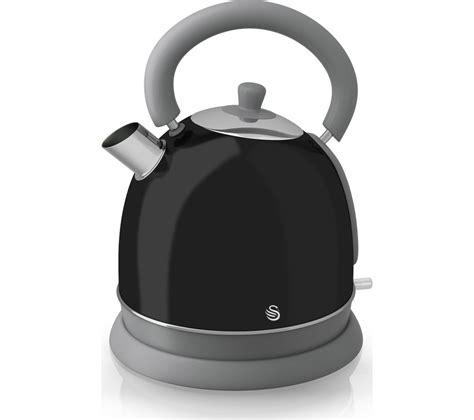 Kettle Kitchen Uk by Buy Swan Retro Sk261020bn Traditional Kettle Black