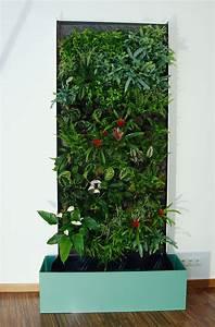 Grüne Wand Selber Bauen : pflanzenwand selber machen die sch nsten einrichtungsideen ~ Bigdaddyawards.com Haus und Dekorationen