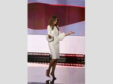 Melania Trump's Style at Republican National Convention