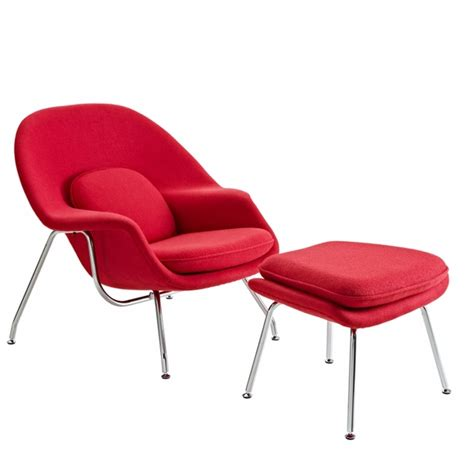 Womb Chair And Ottoman Knock by Saarinen Womb Chair Replica Womb Chair Reproduction