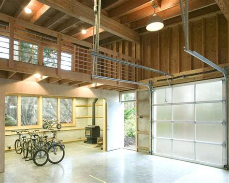 Garage Designs With Loft