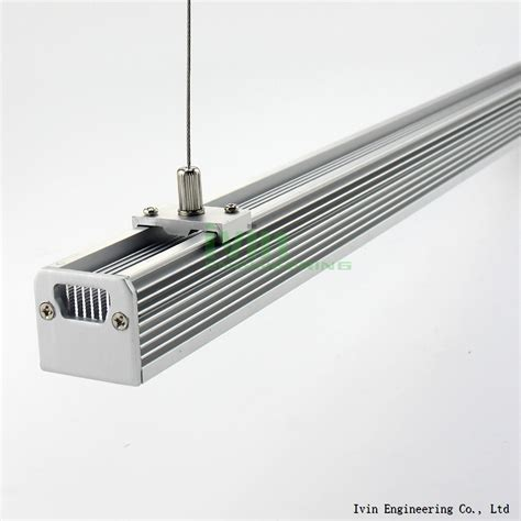 hanging led light fixtures led suspended ceiling light hanging linear light led