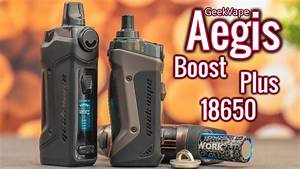 Geekvape Aegis Boost Plus Aio Kit - Review  Testing  U0026 Special Opportunity