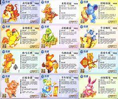HD wallpapers printable chinese zodiac chart