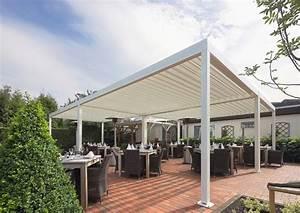 Terrasse Mit überdachung : terrassen berdachung renson algarve lamellendach modern terrasse sonstige von reismann ~ Whattoseeinmadrid.com Haus und Dekorationen