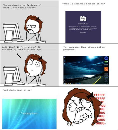 How To Create A Meme Comic - windows update meme comic by peppermintpony899 on deviantart