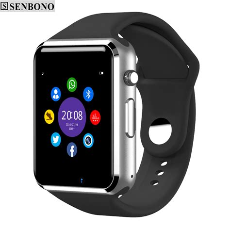 smartwatch for android free shipping wristwatch bluetooth smart sport