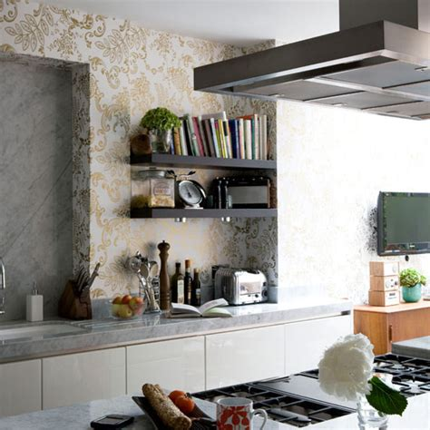 wallpaper in kitchen ideas kitchen wallpaper ideas 10 of the best
