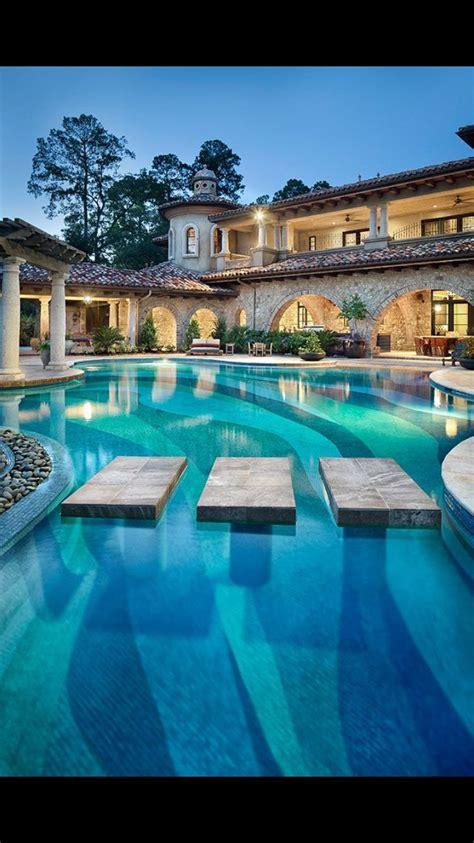 Cool pool Luxury swimming pools Mansions Luxury pools