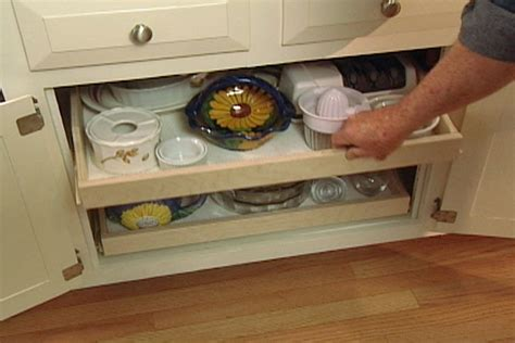kitchen cabinet drawer construction how to make pull out shelves for kitchen cabinets diy 5370