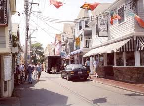 Commercial Street Provincetown MA