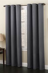 Montego grommet curtain drapes taupe lichtenberg for Grommet curtains with sheers