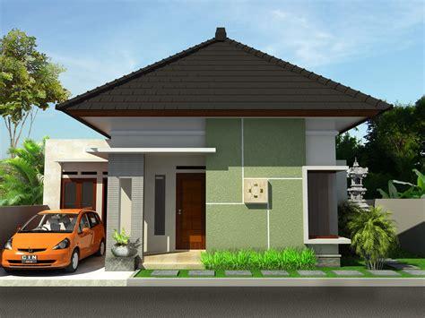60 desain rumah minimalis modern 1 lantai type 45 terbaru