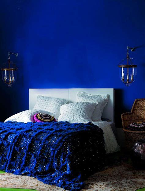 20 Marvelous Navy Blue Bedroom Ideas  Pinterest Vivir