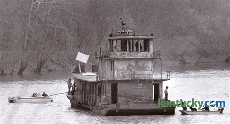 Boat Salvage Ky boat salvage 1986 kentucky photo archive