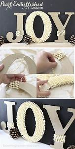 45, Awesome, Diy, Ideas, For, Making, Your, Own, Decorative, Letters, 2017