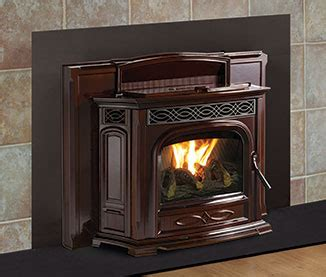 accentra  pellet insert  fireplace place