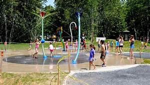 Jeux D Eau Jardin : les jeux d 39 eau du parc veilleux de saint georges ~ Melissatoandfro.com Idées de Décoration