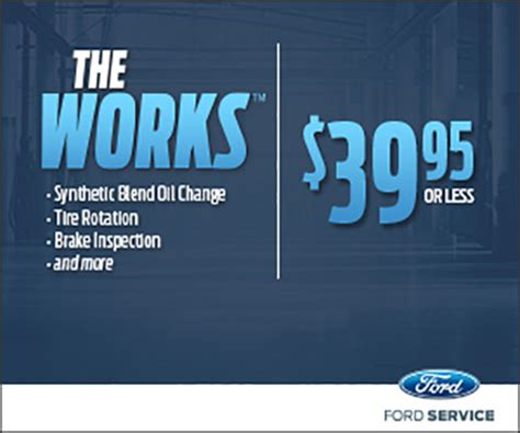 Ford Certified Auto Service Indianapolis   Andy Mohr Ford