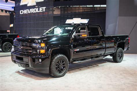 Chevrolet Silverado Hd by 2016 Chevrolet Silverado Hd Z71 Midnight Edition Gm