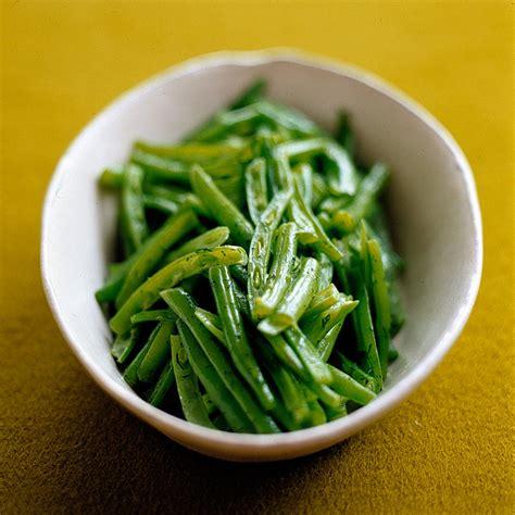 french cut green beans  dill butter recipe martha