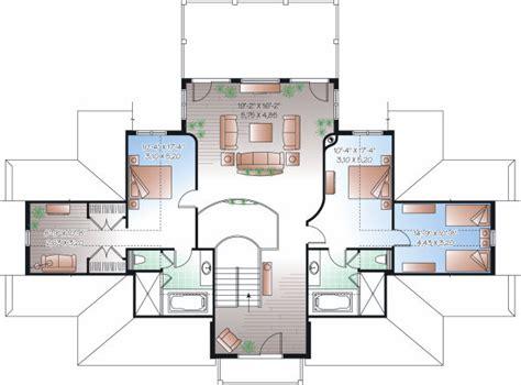 house blueprints and plans house 27465 blueprint details floor plans