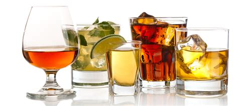 Do Different Kinds Of Alcohol Get You Different Kinds Of