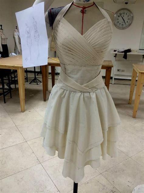 hesham helal draping draped dress fashion dresses