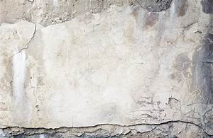 Cracked Concrete Wall Mural