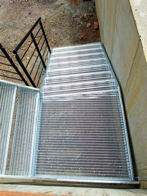 escalier en caillebotis metallique escalier ext 233 rieur metal concept escalier ferronnerie d alsace ferronnier strasbourg